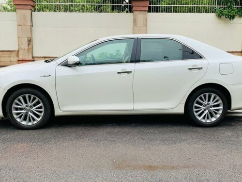 Secondhand 2016 Toyota Camry for sale in New Delhi