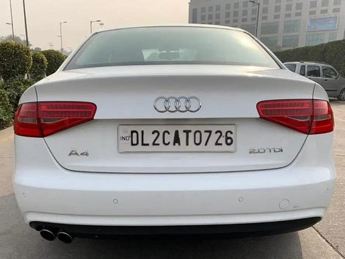 Pre-owned 2014 Audi A4 for sale in New Delhi