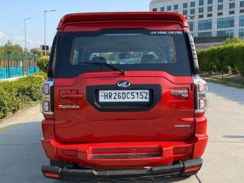 Second-hand 2017 Mahindra Scorpio for sale in New Delhi
