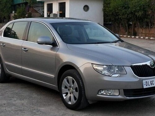 Used Skoda Superb 2010 AT for sale in New Delhi