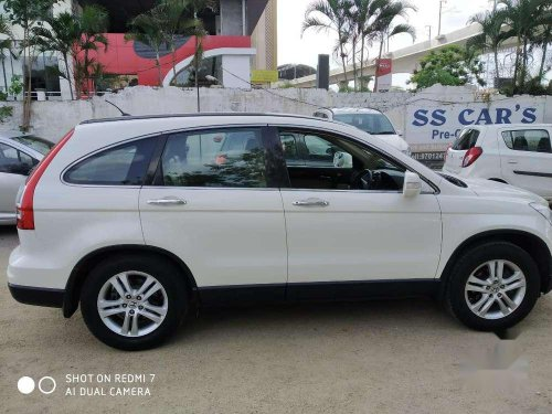 Used Honda CR V 2010 AT for sale in Hyderabad