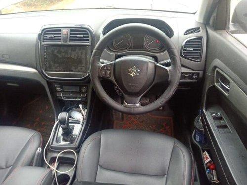 2018 Maruti Suzuki Vitara Brezza AT for sale in Mumbai