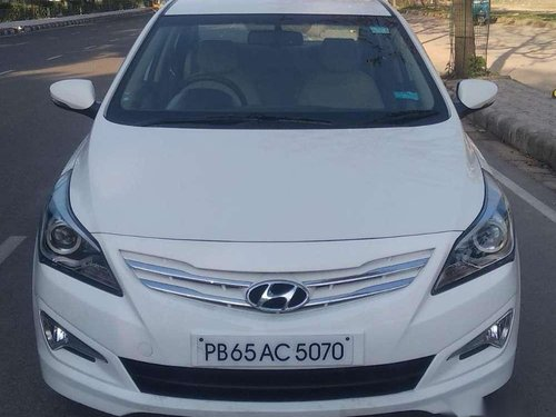 Used Hyundai Verna 2015 MT for sale in Chandigarh
