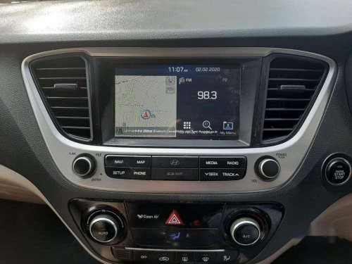Hyundai Verna CRDi 1.6 SX Option, 2018, MT for sale in Nashik