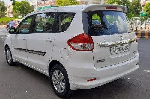 Used Maruti Suzuki Ertiga 2018 MT for sale in Ahmedabad