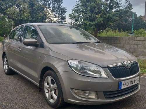 Used Skoda Rapid 2013 MT for sale in Bangalore