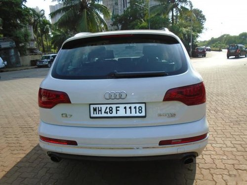 Audi Q7 35 TDI Quattro Premium 2013 AT for sale in Mumbai-9