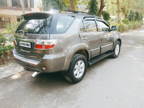 Used Toyota Fortuner 3.0 Diesel 2011 MT for sale in New Delhi