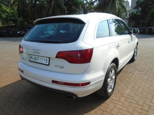Audi Q7 35 TDI Quattro Premium 2013 AT for sale in Mumbai