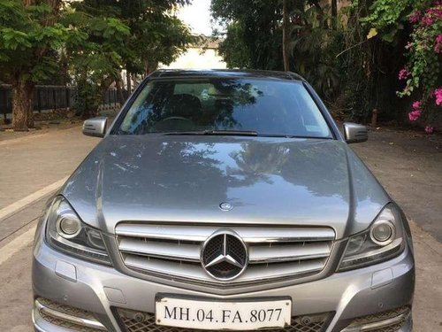 Used Mercedes Benz C-Class 220 2012 AT for sale in Mumbai