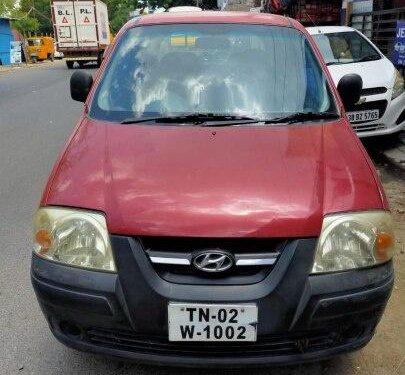 Used 2006 Hyundai Santro MT for sale in Chennai