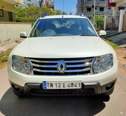 Used Renault Duster 2014 MT for sale in Chennai