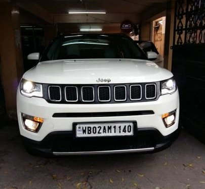 Used 2017 Jeep Compass AT for sale in Kolkata
