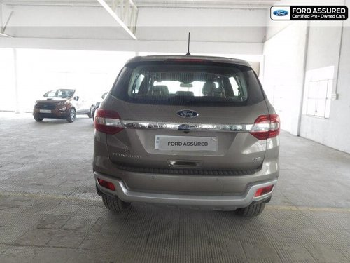 Used 2019 Ford Endeavour AT for sale in Udaipur