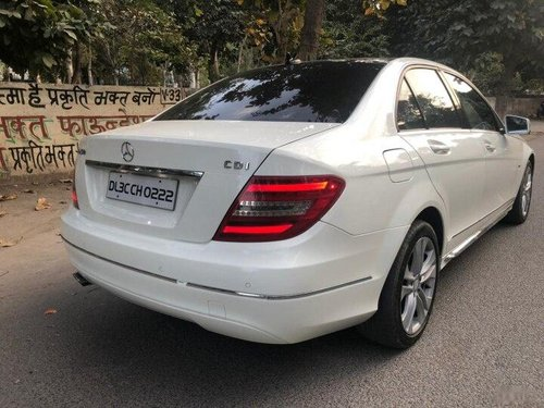 Used Mercedes-Benz C-Class 2012 AT for sale in New Delhi -9
