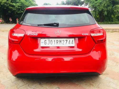 Mercedes-Benz A-Class A200 CDI 2017 AT for sale in Ahmedabad