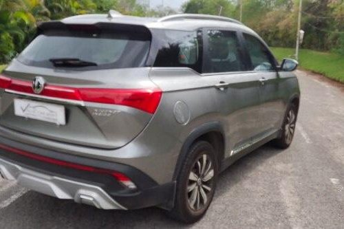 Used MG Hector 2018 AT for sale in Hyderabad -1