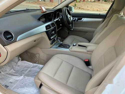 Mercedes Benz C-Class 2013 AT for sale in Ahmedabad