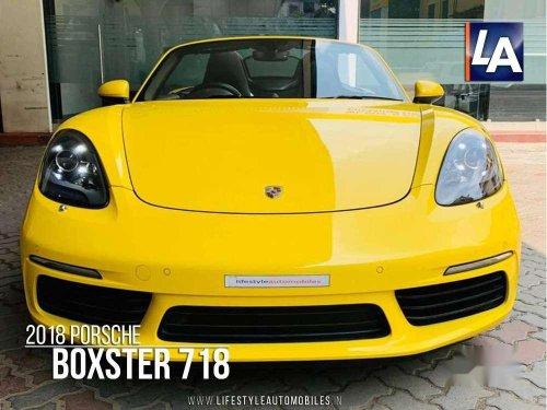 Used Porsche Boxster 2018 AT for sale in Kolkata