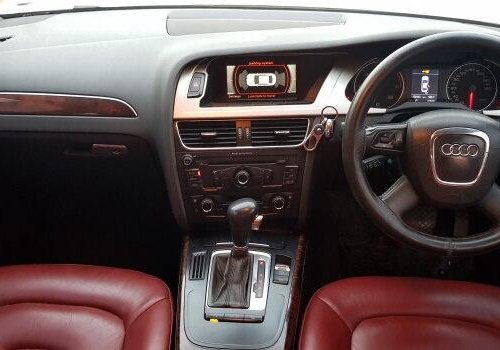 Used Audi A4 2.0 TDI Multitronic 2009 AT for sale in Pune