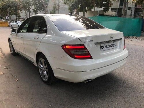 Used Mercedes-Benz C-Class 2012 AT for sale in New Delhi -4