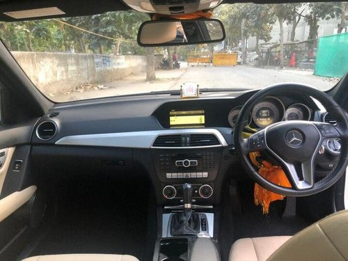 Used Mercedes-Benz C-Class 2012 AT for sale in New Delhi -8