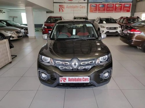Used Renault KWID 2016 MT for sale in Bangalore