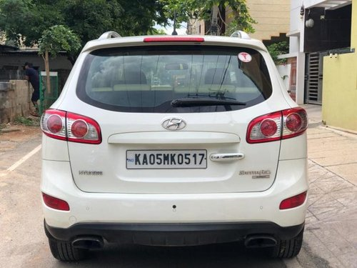 Used Hyundai Santa Fe 4X2 2011 MT for sale in Bangalore