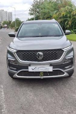 Used MG Hector 2018 AT for sale in Hyderabad -12
