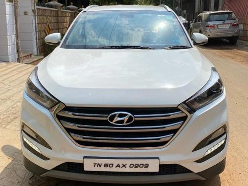 Used Hyundai Tucson 2017 AT for sale in Madurai