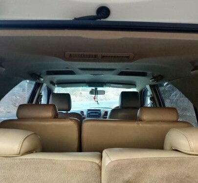 Used Toyota Fortuner 2012 MT for sale in Pune