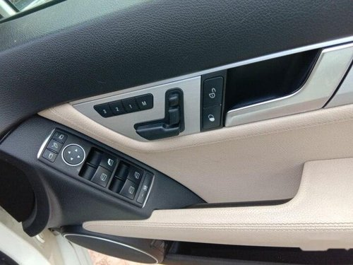 Used Mercedes Benz C-Class C 220 CDI Avantgarde 2012 AT in Agra