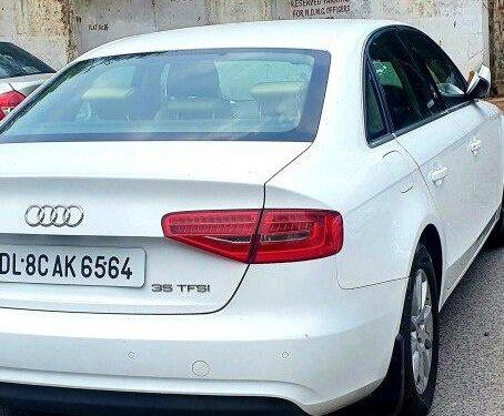 Audi A4 1.8 TFSI Premium Plus 2015 AT for sale in New Delhi