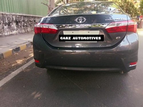 Used 2016 Toyota Corolla Altis AT for sale in Bangalore