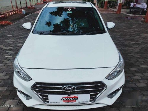 Used Hyundai Verna 2018 MT for sale in Nashik