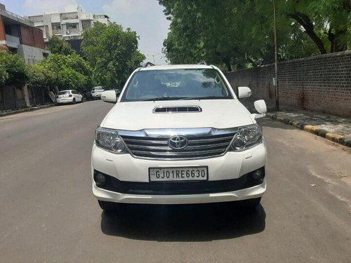 2013 Toyota Fortuner 4x2 AT for sale in Ahmedabad