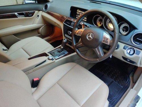 Mercedes Benz C-Class C 250 CDI Elegance 2012 AT in Mumbai