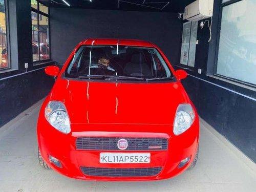Used Fiat Punto 2012 MT for sale in Kochi