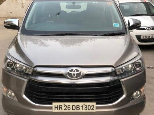 Used 2017 Toyota Innova Crysta 2.8 ZX AT in Noida