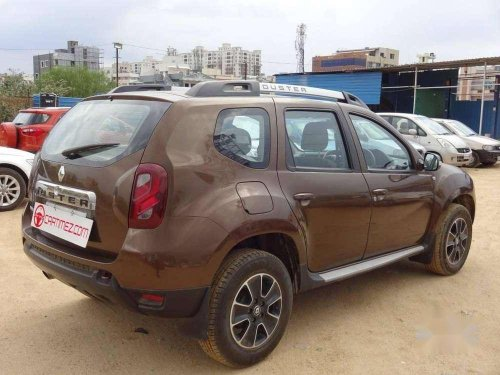 2016 Renault Duster MT for sale in Hyderabad