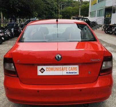 Used Skoda Rapid 1.6 TDI Active 2013 AT for sale in Bangalore