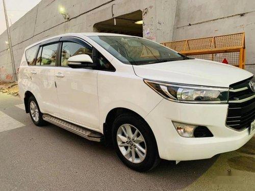 Used 2017 Toyota Innova Crysta 2.7 GX MT for sale in Noida