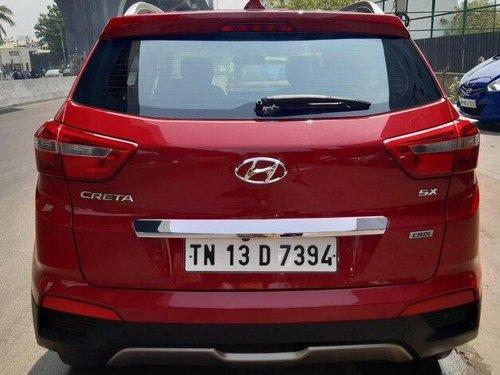 2016 Hyundai Creta 1.6 SX Option AT for sale in Chennai