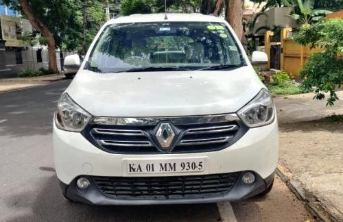 Used Renault Lodgy 110PS RxZ 8 Seater 2018 MT for sale in Bangalore