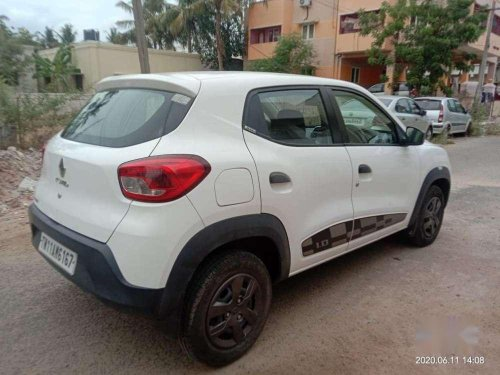 Renault Kwid RXL 2018 MT for sale in Chennai