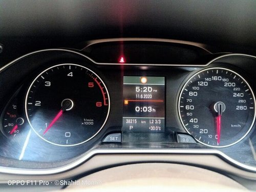 2013 Audi A4 2.0 TDI AT for sale in Pune