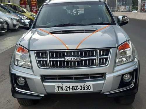 Isuzu MU 7 4x2 BS III 2016 MT for sale in Chennai