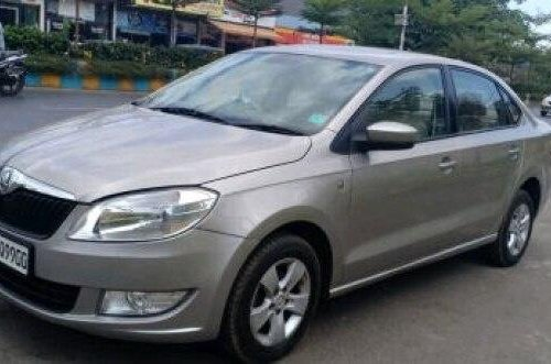 Used 2013 Skoda Rapid 1.6 TDI Active MT for sale in Thane