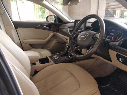 Used Audi A6 35 TDI 2015 AT for sale in Pune