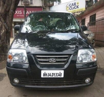 Hyundai Santro Xing GLS 2009 MT for sale in Mumbai-3
